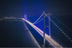 港珠澳大桥照明工程后又一杰作,上海三思再度点亮虎门二桥通讯软件